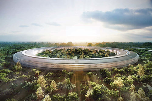 Apple-spaceship-circular-campus