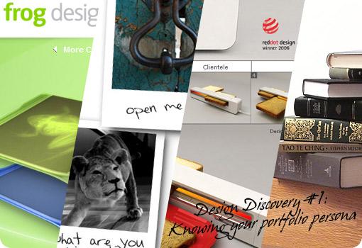 Design Portfolio Types