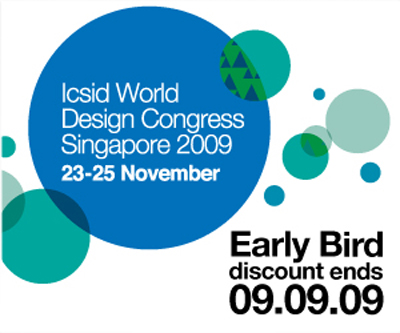 ICSID World Design Congress 2009 - Early Bird