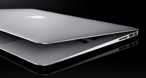MacBook Air 2010 Taper