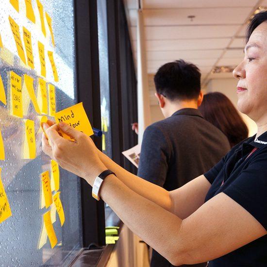 Changi Airport Group – Designing Conversational Signages