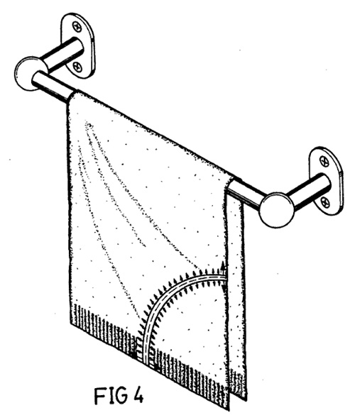 Sanitary tearing towel